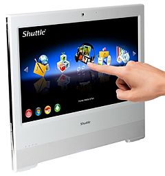 shuttle-x-5000ta-touchscreen