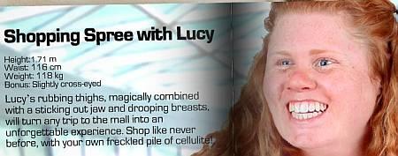Bacardi Lucy