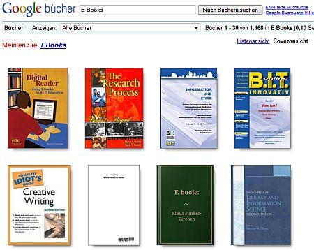 google-buchsuche