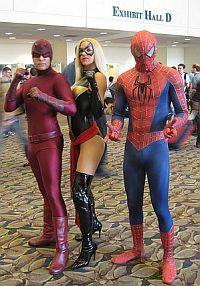 Marvel Comics Heroes