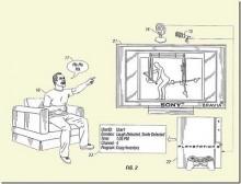 Sony Patentzeichnung