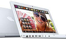 Apple Macbook weiß