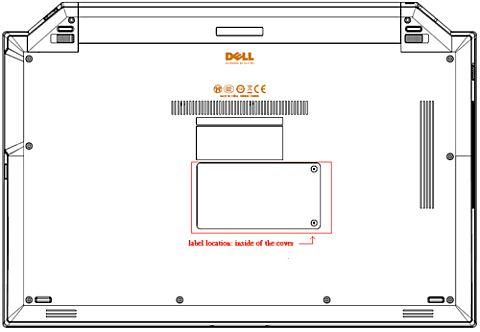 Dell Latitude Z FCC