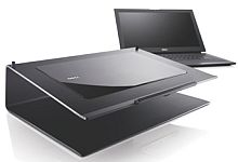 Dell Latitude Z600 mit Wireless Charging Stand