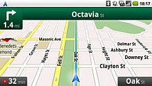 Google Maps 3D Navigation
