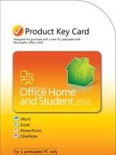 Office 2010 Key Card