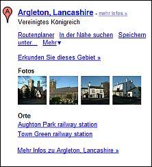 Argelton Lancashire