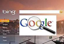 Bing Google Montage