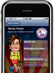 Bopple Rep Nancy Pelosi