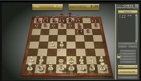 Chrome OS Chess