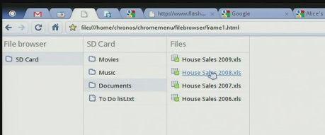 Chrome OS USB