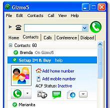 Gizmo 5 Client