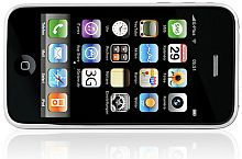 Iphone 3G horizontal