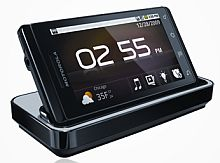 <em>Multimedia Station für Motorola Milestone</em>