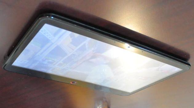 Nvidia Mystery Tablet