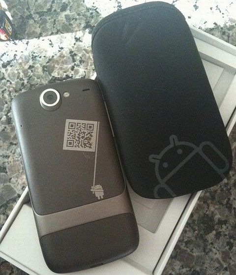 Nexus One Cover
