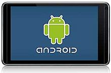 Tablet mit Android OS