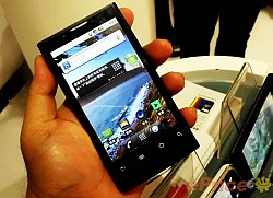 """Huawei Ideos X6, High-End-Smartphone mit Android 2.2 """"Froyo"""""""