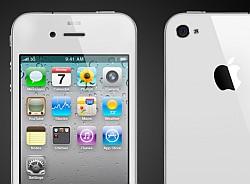 iPhone weiß verschoben bis Frühjahr 2011