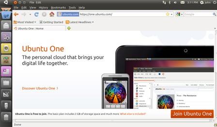 Ubuntu Unity und die Cloud