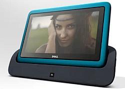 Dell Inspiron Duo in Lautsprecher-Dock von JBL