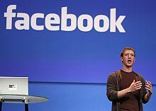Mark Zuckerberg, CEO von Facebook