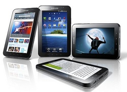 Galaxy Tab Android-Tablet
