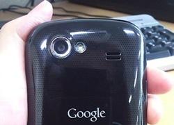 Samsung Nexus S Rückseite