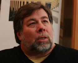 Apple-Mitgründer Steve Wozniak