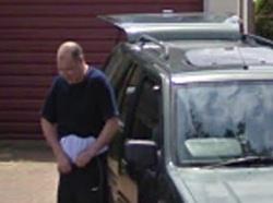 Google Street View Suspect