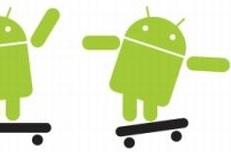 Skating Androids