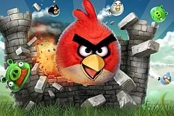 Angry Birds greifen an