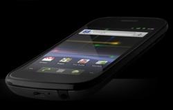 Samsung Nexus S mit Contour Display