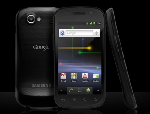 Google Nexus S Ensemble