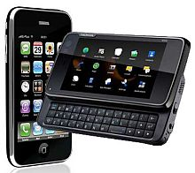 Apple Nokia Smartphones Patente