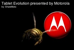 Motorola Honeycomb Tablet