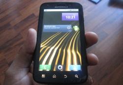 Motorola Olympus Prototyp