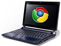 Netbook mit Chrome OS