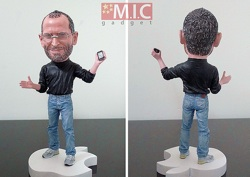 Steve Jobs Action Figur