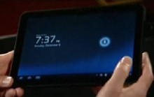 Motorola-Tablet mit Android 3.0 Honeycomb