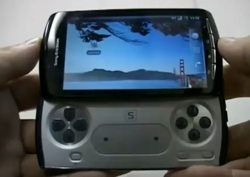 Xperia Play Sony Ericsson Playstation Phone