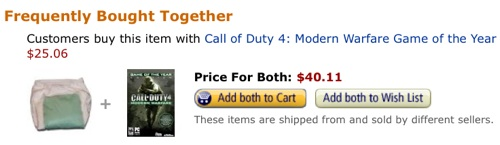 Call of Duty Bundling