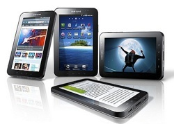 Samsung Galaxy Tab Android-Tablet