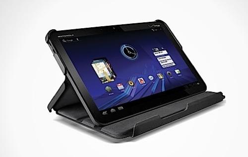 Motorola Xoom mit multifunktionalem Case