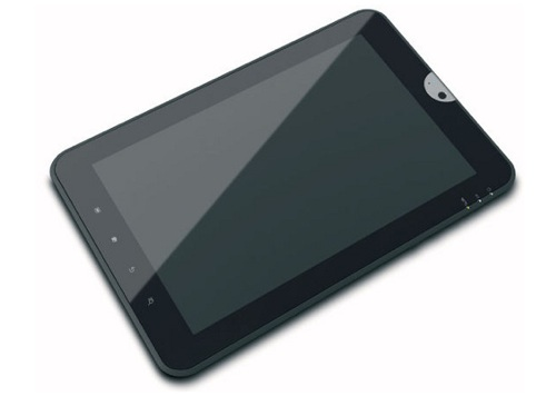 Toshiba Tablet mit Android Honeycomb