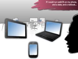 WebOS Netbook