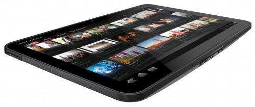 Android-Tablet Motorola Xoom Tablet mit Android 3.0 Honeycomb
