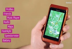 Nokia Bubbles für Symbian^3