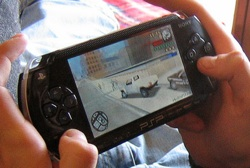 Sony PSP Need for Speed