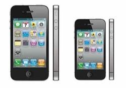 iPhone 4 iPhone nano Montage